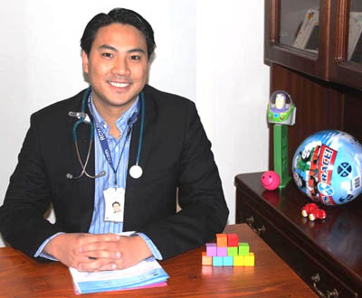 Dr David Tran - Melbourne Paediatrician